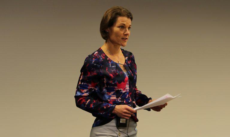 Sonia Brockington, Course Director, Graduate Certificate of Humanitarian Health